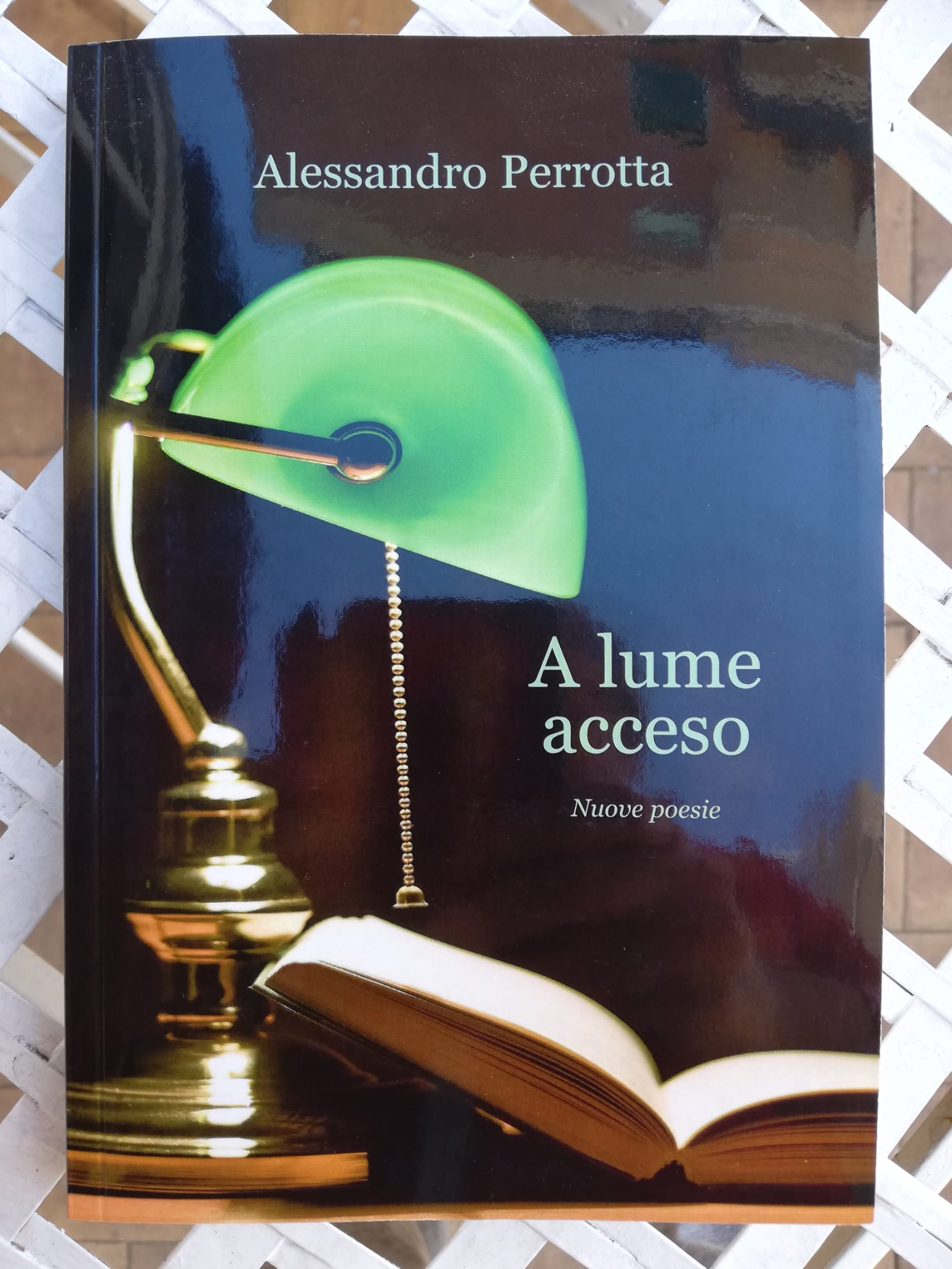A LUME ACCESO <em>Nuove poesie</em>